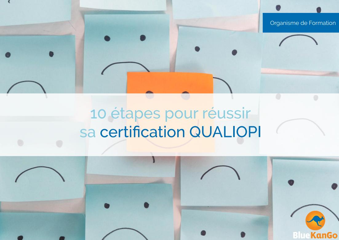 Guide certification Qualiopi